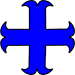 Mark of Cadency: Cross Moline