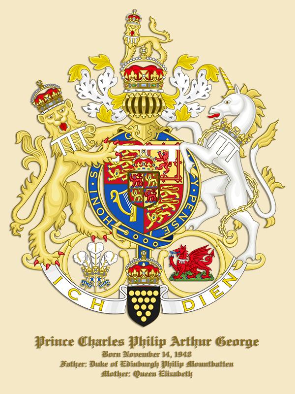 Fleur De Lis Designs Royal Coats Of Arms